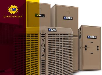 YORK HVAC products
