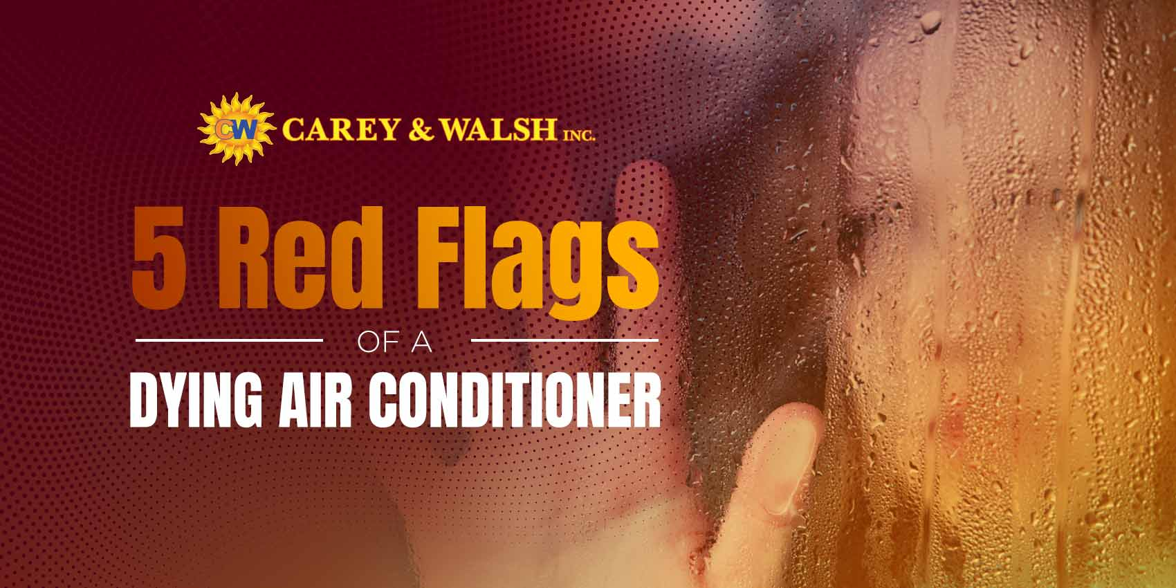 5 Red Flags of a Dying Air Conditioner