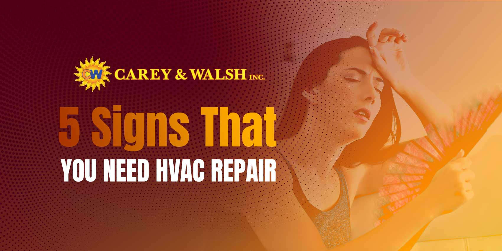 5 Signs That You Need HVAC Repair