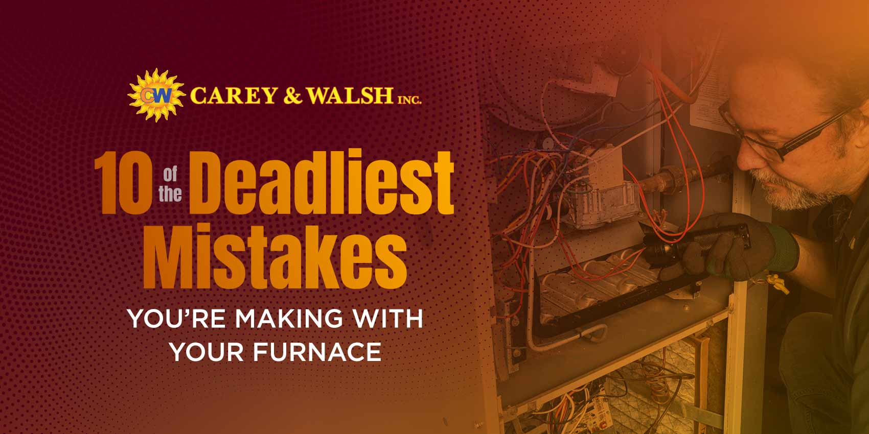 10 Of The Deadliest Mistakes You're Making With Your Furnace