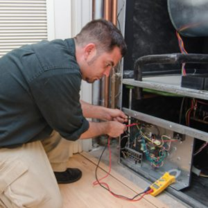 heating repair & installation